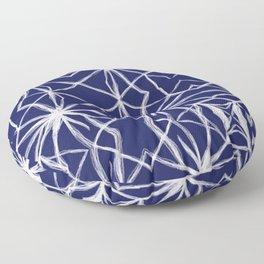 Shibori Freestyle Tie Dye - Rasha Stokes Floor Pillow