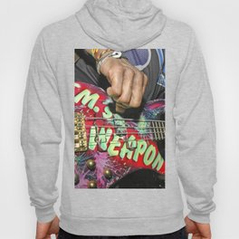 LET IT ROCK BABE - Weapon Hoody