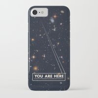 light iPhone & iPod Cases featuring THE UNIVERSE - Space | Time | Stars | Galaxies | Science | Planets | Past | Love | Design by Mike Gottschalk