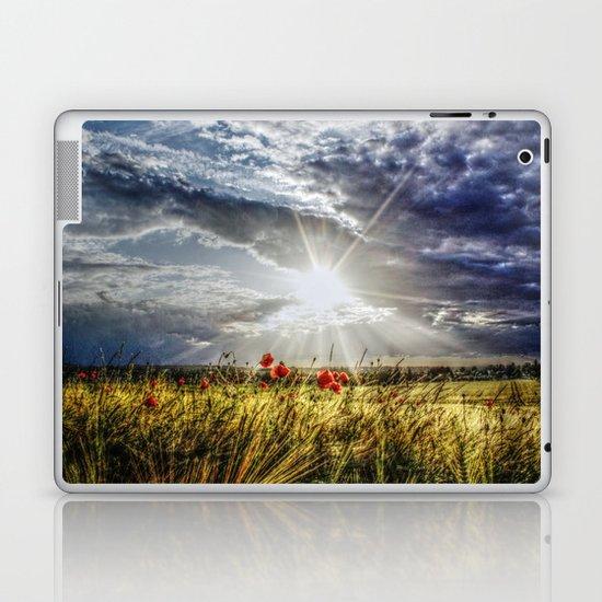 Summer happens Laptop & iPad Skin