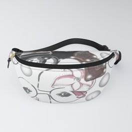 Tough Chicks Fanny Pack