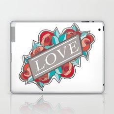 Love & Roses Laptop & iPad Skin
