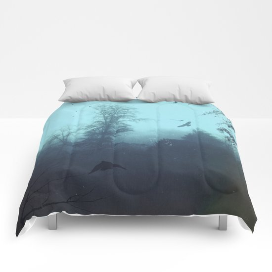 Moody Blues Comforters