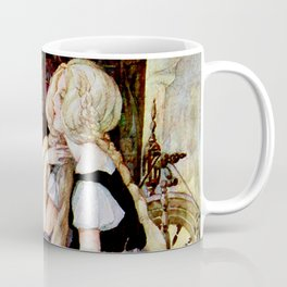 """The Millers Daughter"" by Anne Anderson Coffee Mug"