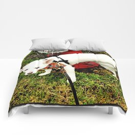 Leave Your Mark Comforters