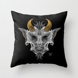 Devil #1 Throw Pillow