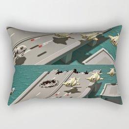 Inside SWIV Rectangular Pillow