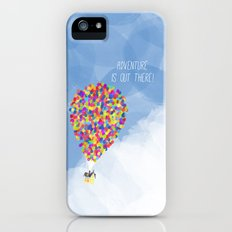 ADVENTURE IS OUT THERE! iPhone (5, 5s) Slim Case