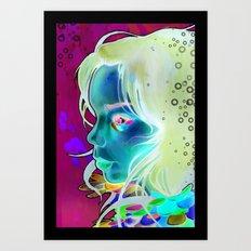 Volta Art Print