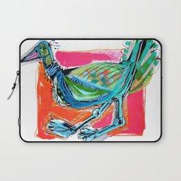 Bird on the Run Laptop Sleeve