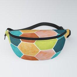 Modern Moroccan Pattern Fanny Pack