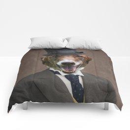 Happy Benny Comforters