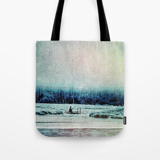 The Last Winter Tote Bag