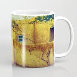 Adobe house La Mesilla New Mexico Coffee Mug