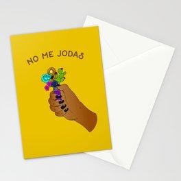 No Me Jodas Stationery Cards