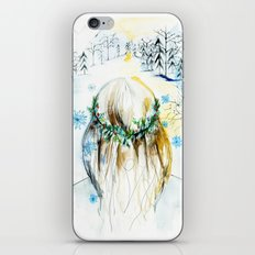 Winter Glow iPhone & iPod Skin