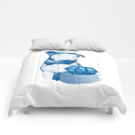 Canis Canem Edit Comforters