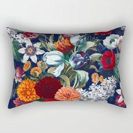 Night Garden XXXV Rectangular Pillow