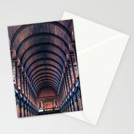 Dublin, Ireland Trinity College Library Stationery Cards