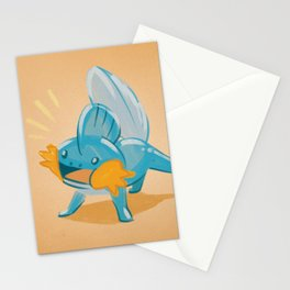 Mudkip Stationery Cards