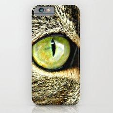 Emerald Cat Eyes Slim Case iPhone 6s