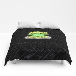 Happiness Guaranteed Comforters
