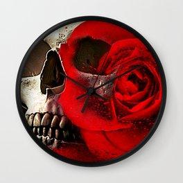Chasing Love Wall Clock