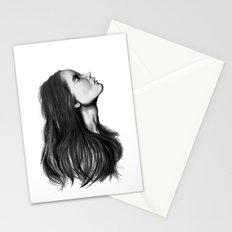 Harmony // Fashion Illustration Stationery Cards