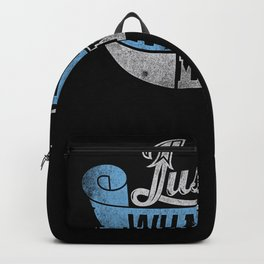 just do what you like Backpack