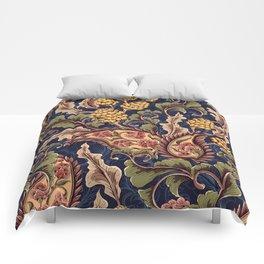 Beautiful Victorian Vintage Floral Pattern Comforters