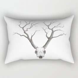 NO RAIN MY DEER Rectangular Pillow