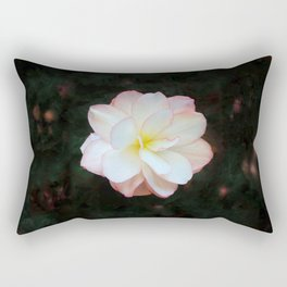 "Begonia ""Unbelievable Miss Montreal"" Rectangular Pillow"