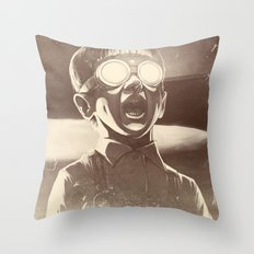 TZAAAR! Throw Pillow