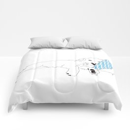 Sleep - Golden Retriever Comforters