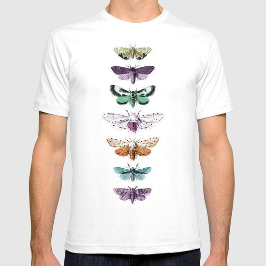 Techno-Moth Collection T-shirt