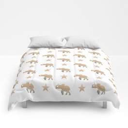 ELEPHANT & STARS Comforters