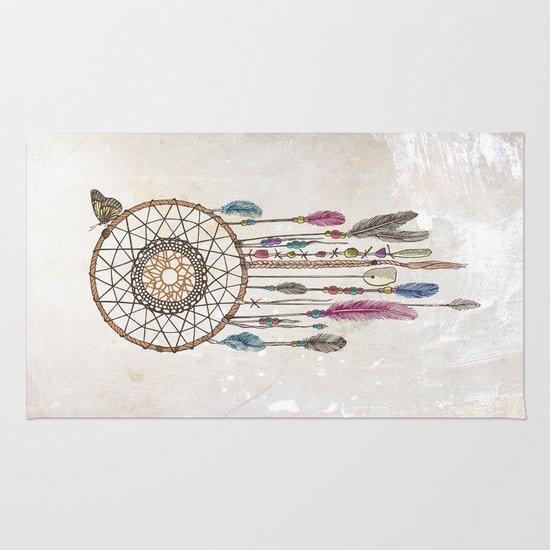 Lakota (Dream Catcher) Rug