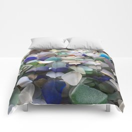 Sea Glass Assortment 2 Comforters