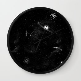 Gravity 3.0 Wall Clock