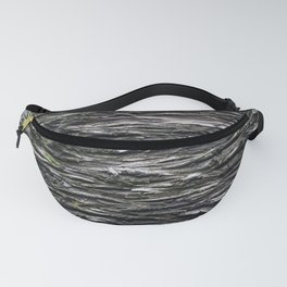 Textured Bark Fanny Pack