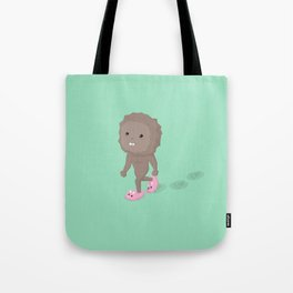Accidental Legends: Bigfoot Tote Bag