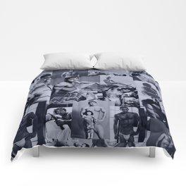 Asian Beefcake: Tamotsu Yato Comforters