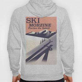 Morzine Portes du Soleil ski Hoody