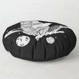 Fantastic Planet Floor Pillow