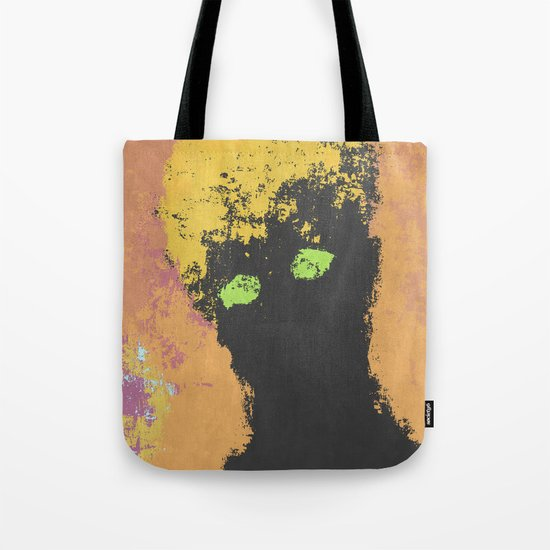 Portrait from Beyond Tote Bag