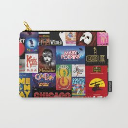 Broadway Carry-All Pouch