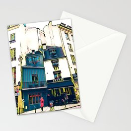 Quartier Latin Stationery Cards