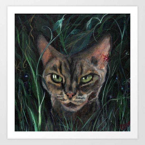 Eliza Art Print