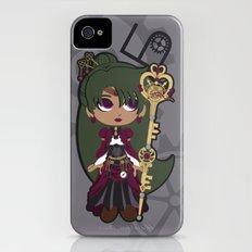 Steampunk Sailor Pluto - Sailor Moon iPhone (4, 4s) Slim Case
