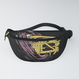 Truck Space Fanny Pack